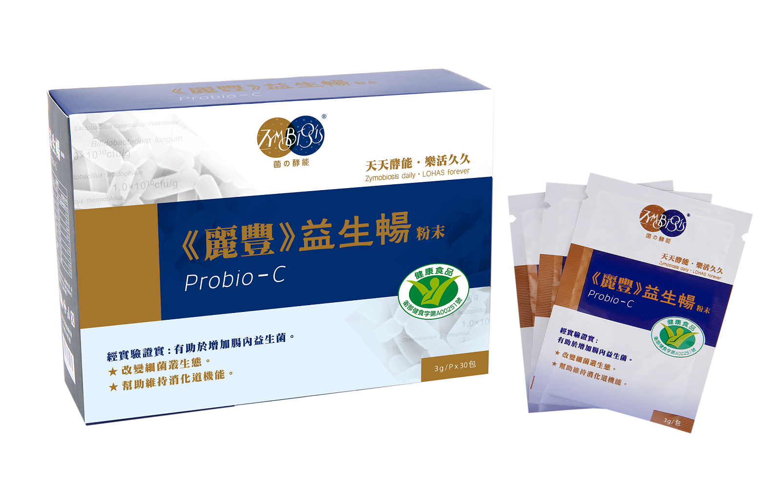 Functional Probiotics Series