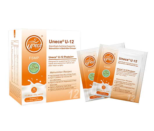 Unece<sup>®</sup> U-12 for Malnutrition