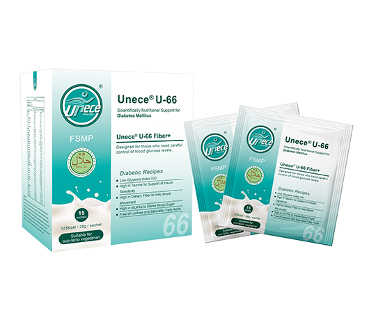 Unece<sup>®</sup> U-66 for Diabetes