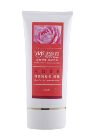 MicroFer Hair Treatment-Rose