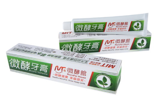 MicroFer Toothpaste